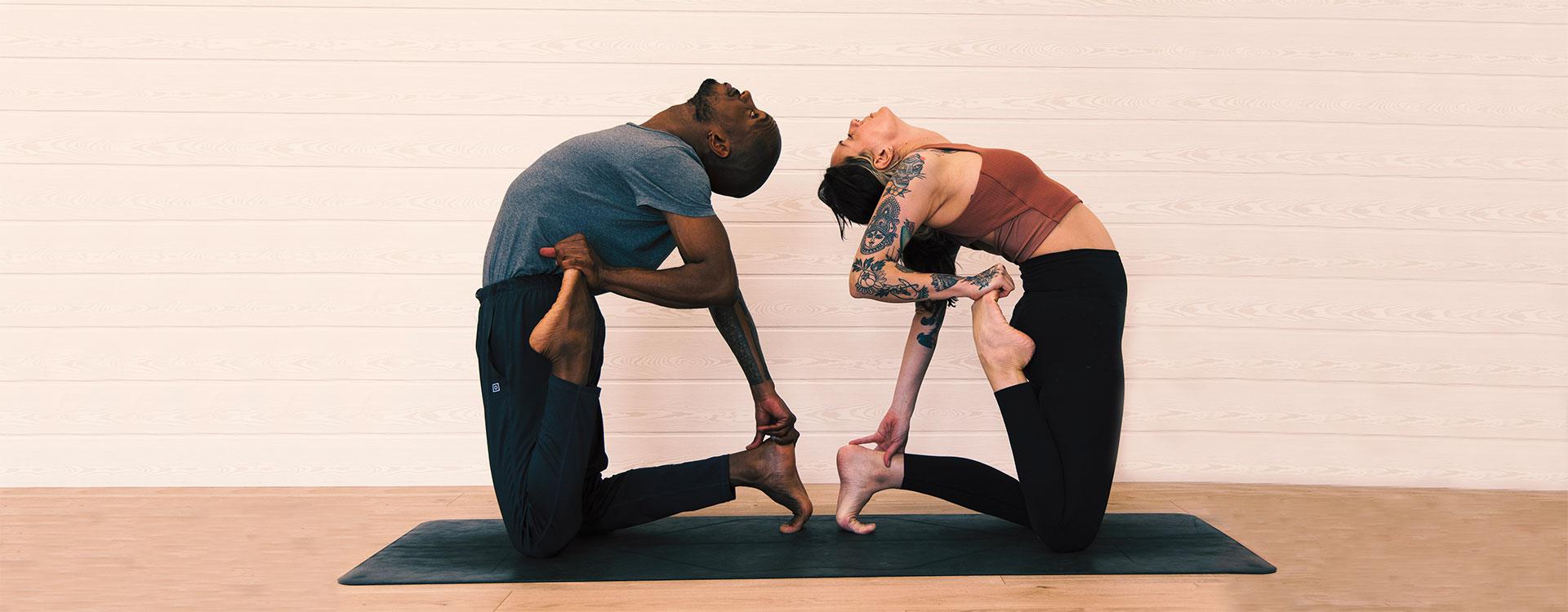 Stage Yoga & Mouvement (Assan & Anaïs)