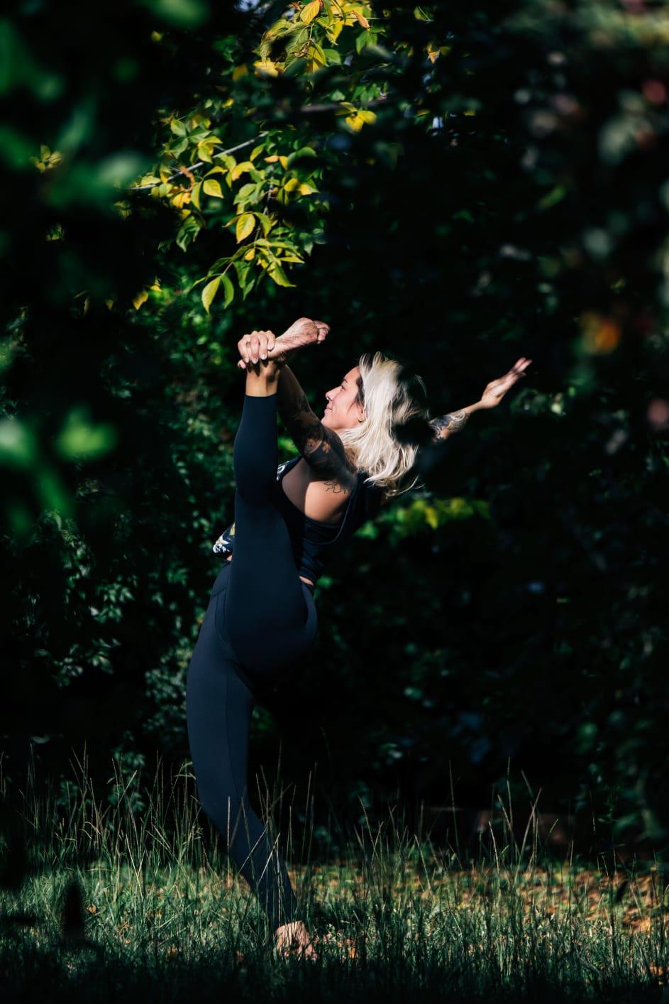 Stage Yoga & Mouvement – Assan & Anaïs